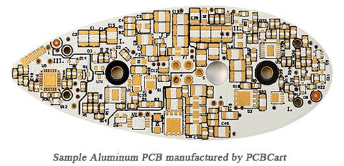 Aluminum PCB by PCBCart