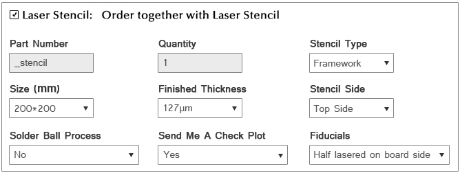 PCB Solder Stencils | Laser-Cut and Chemical-Etch