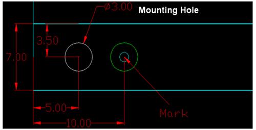 Mounting holes | PCBCart