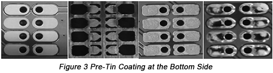 Pre-Tin Coating at the Bottom Side | PCBCart