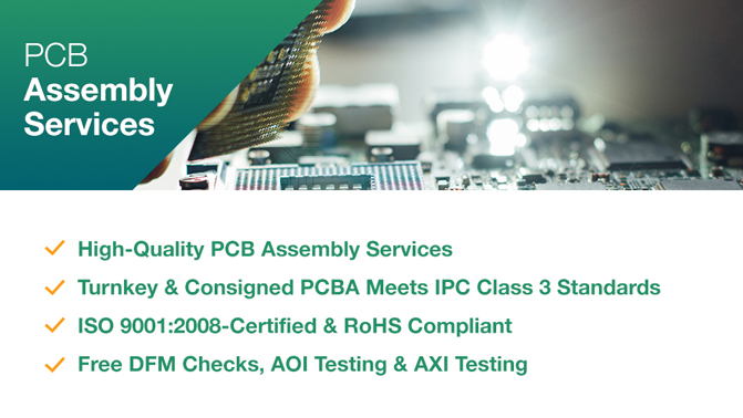 Full Feature PCB Production Service Covers PCB Fabrication, Components Sourcing and PCB Assembly | PCBCart