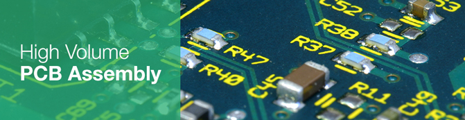 Unbeatable High Volume PCB Assembly Service From China | PCBCart