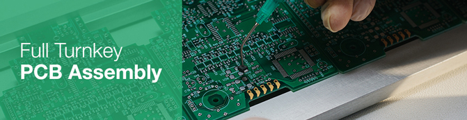 Full Turnkey PCB Assembly Service Saving Overall Production Time and Cost | PCBCart