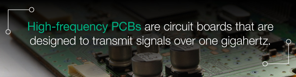 High-frequency PCB | PCBCart