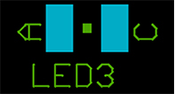 LED polarities for PCB Assembly | PCBCart