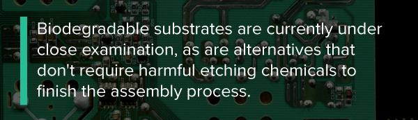 Biodegradable PCB Substrates | PCBCart
