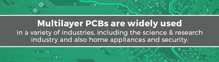Multilayer PCB Industry Applications | PCBCart