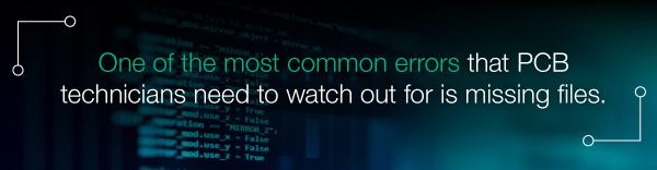 Common PCB Technician Errors | PCBCart
