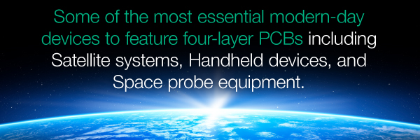 Modern 4 Layer PCB Devices and Applications | PCBCart