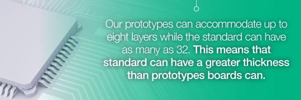 PCB Prototype vs. Standard PCBs | PCBCart