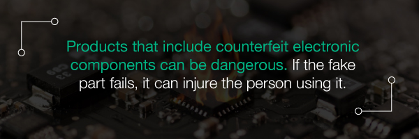 The Danger of Counterfeit Electronic Components | PCBCart