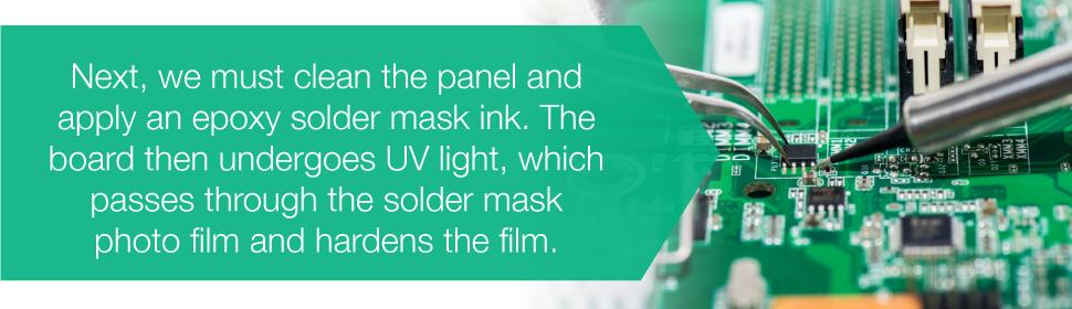 Applying the PCB Solder Mask | PCBCart